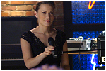Bethany Joy Lenz as 'Haley'